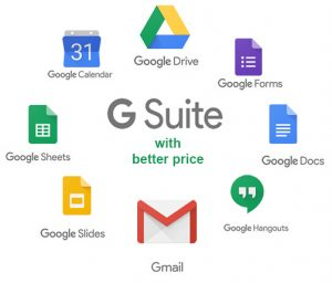 G suite email services provide tools