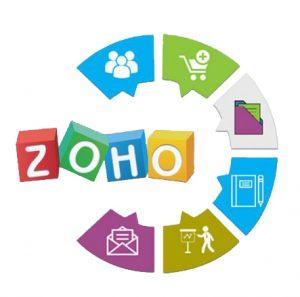 Zoho business workplace